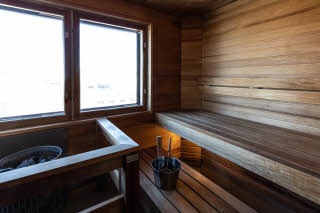 Junior Suite, sauna