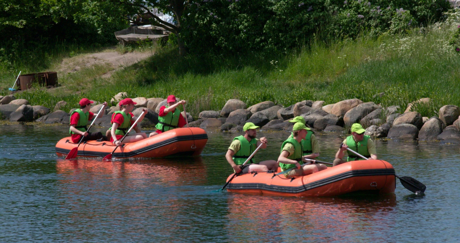 Teambuilding at Scandic Sluseholmen