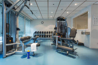 Scandic Ringsaker, Hamar, gym, fitness