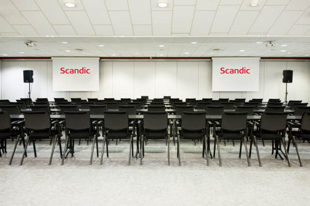 Scandic Hamar, conference and meeting room