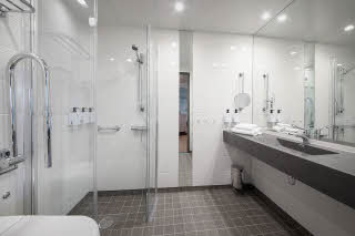 Bathroom accessibility