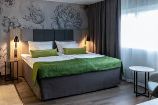 room master suite at scandic pasila in helsinki finland