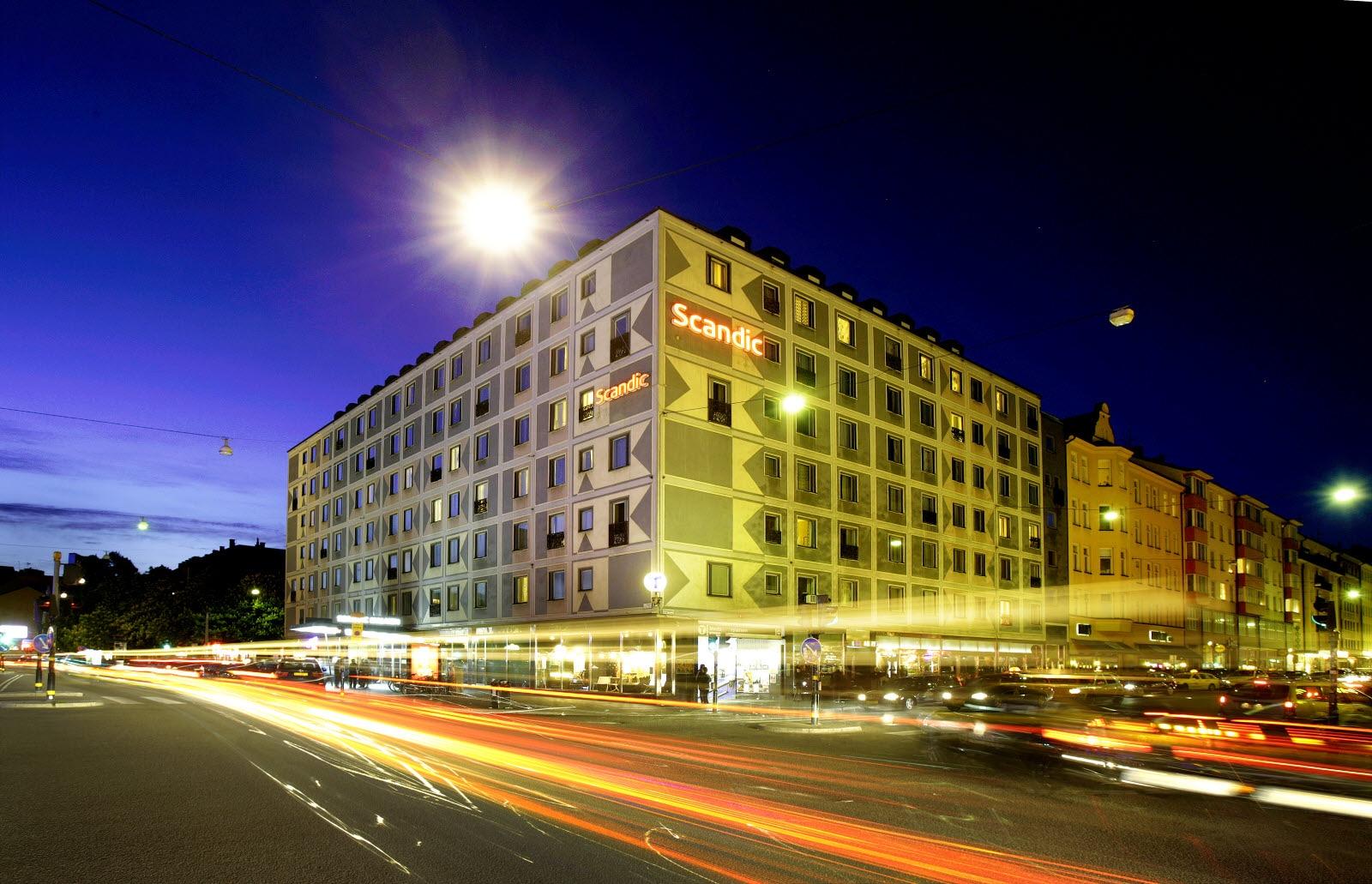 hotell utenfor stockholm