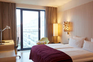 room standard king at scandic berlin potsdamer platz in germany
