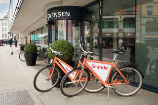 Scandic bicycles