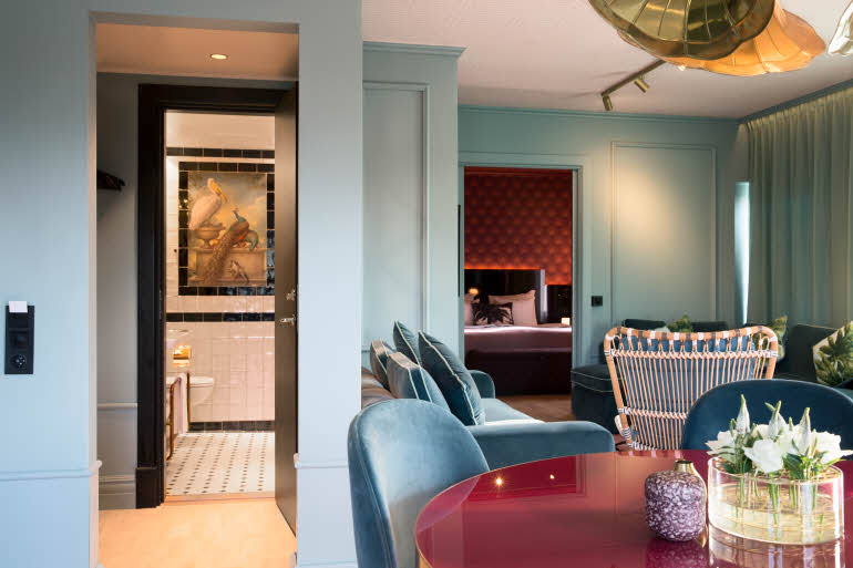 The Grand Terrace Suite