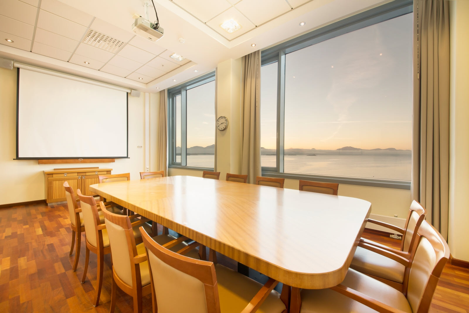 Scandic Seilet, conference and meeting room