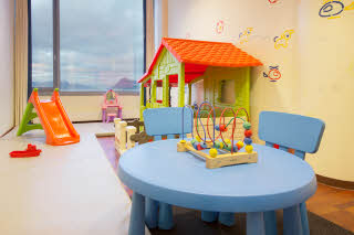 Scandic Seilet, Molde, kids play room
