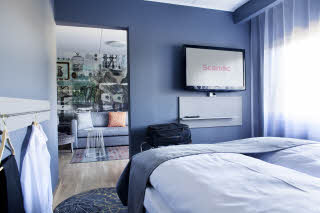 Scandic Kolding, junior suite