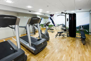 Scandic Glostrup, Gym