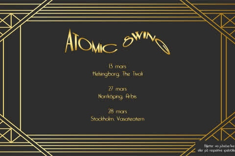 Atomic Swing, Vasateatern Scandic