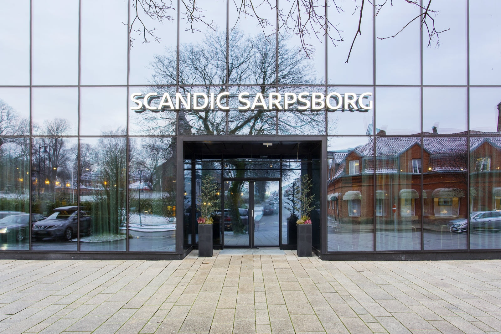 Hotell sarpsborg