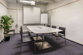 Meeting room, team work room 1 and 2