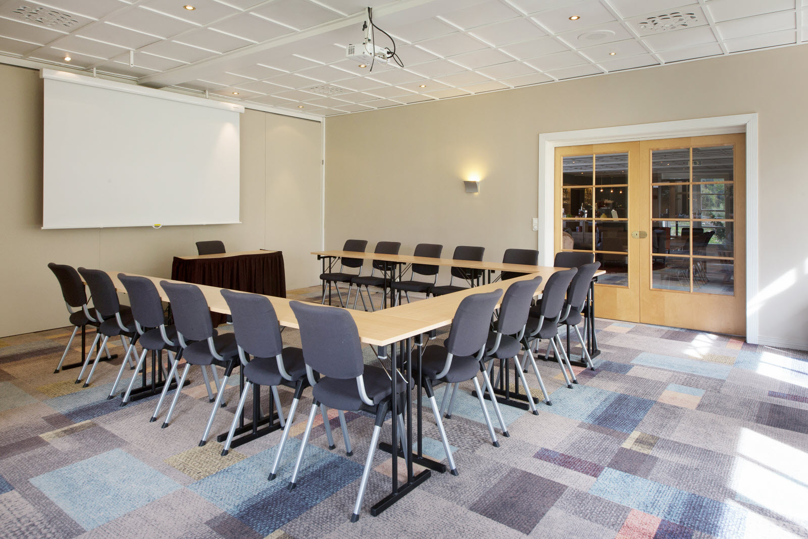 Meeting room Flekkeroy