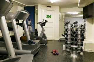 Scandic Kramer,gym