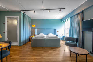 Junior Suite, Scandic Silkeborg