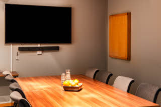 Conference Room Bogart Boardroom Style