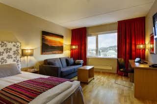 Scandic Kirkenes, Kirkenes, single room
