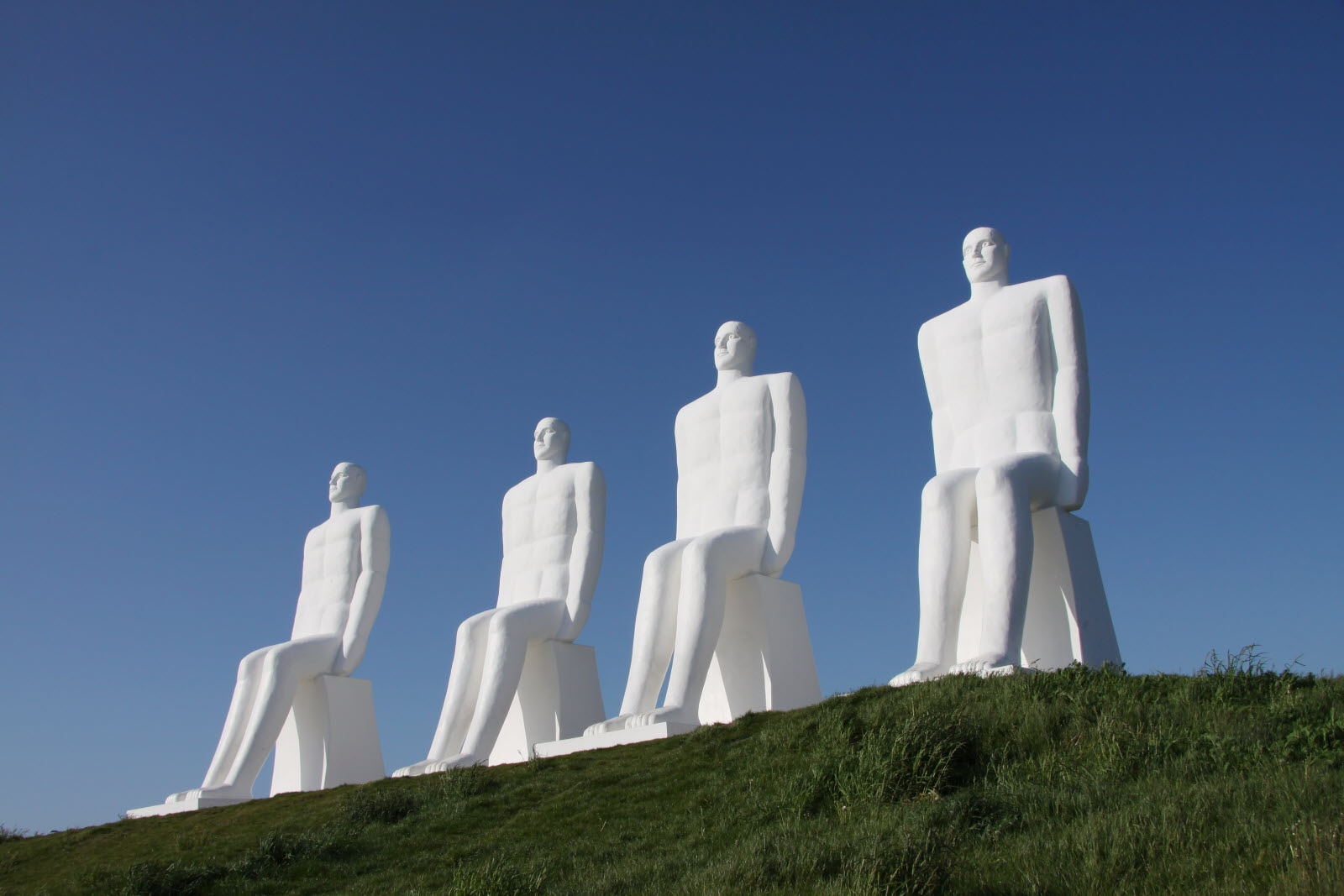 Sculptures By The Sea in Esbjerg