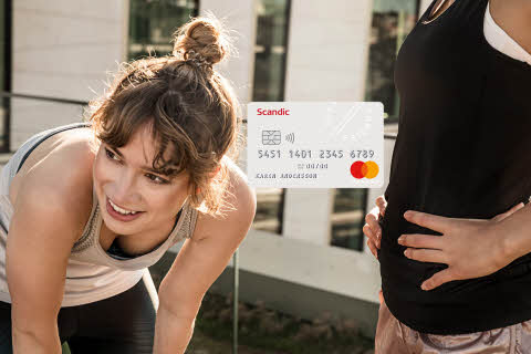 Scandic Friends Mastercard