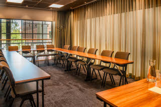 Conference Room Garbo U Shape Style