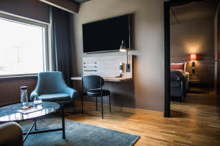 Junior Suite, Scandic Glostrup
