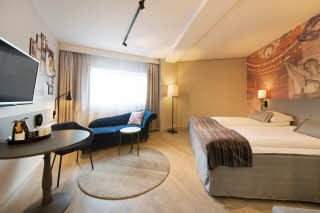 Superior Room of Scandic St. Olavs Plass in Oslo