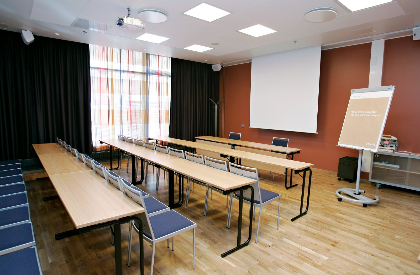 Scandic Tampere City, meeting, conference room