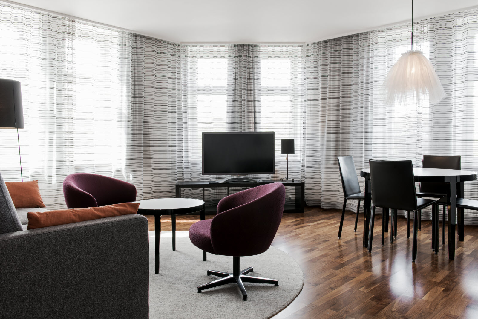 Scandic Norrköping city, living room, suite