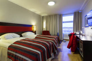 Scandic Kristiansund, superior room