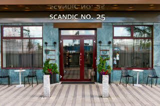 Scandic No. 25 exterior