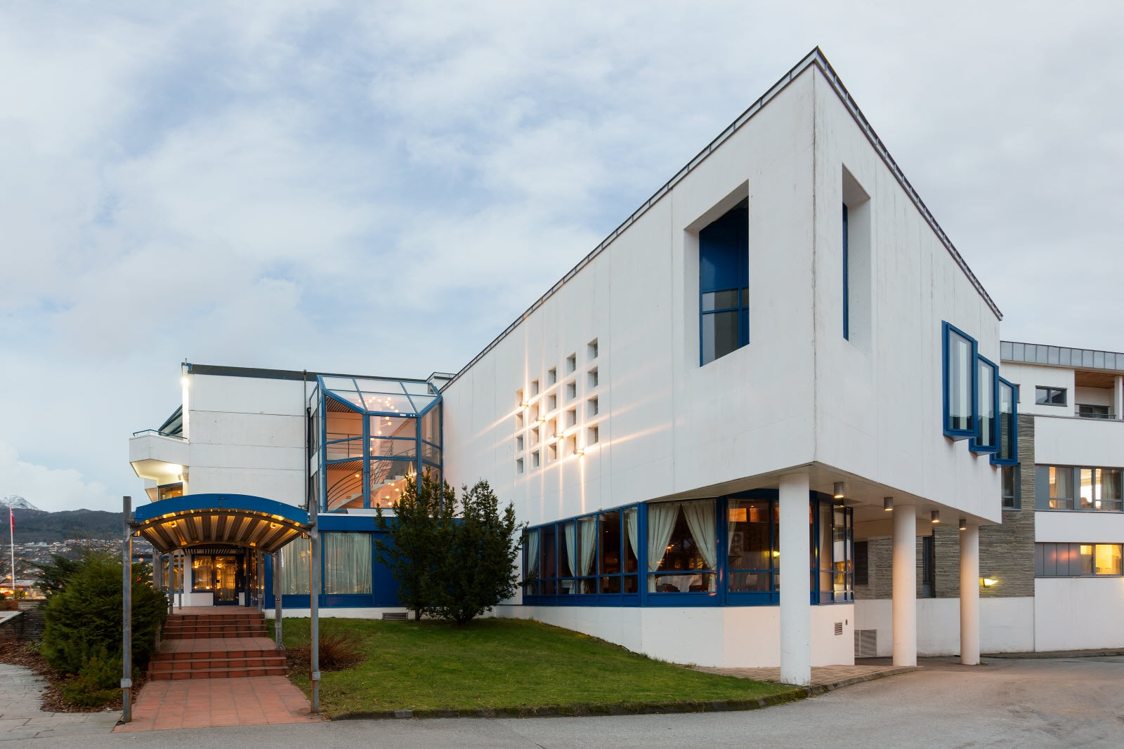 Scandic Sunnfjord Hotel & Spa, Forde, exterior