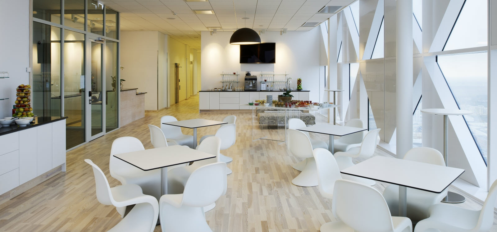 Scandic Victoria Tower, conference and meeting lounge