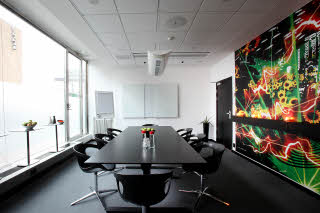 Scandic Malmen, conference room, Soder