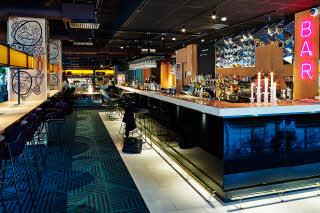 Scandic Europa, cocktail bar