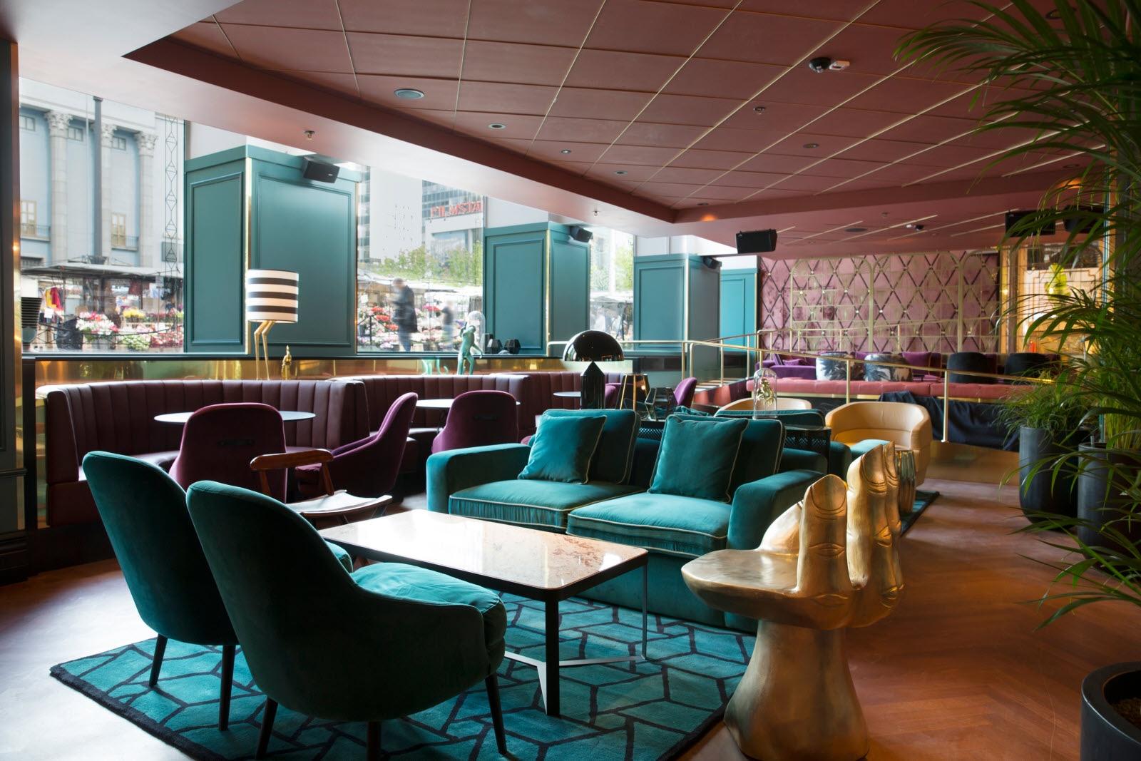 Haymarket by scandic scandic hotels for Scandic design