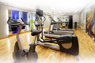 Scandic Linkoping Vast, Gym
