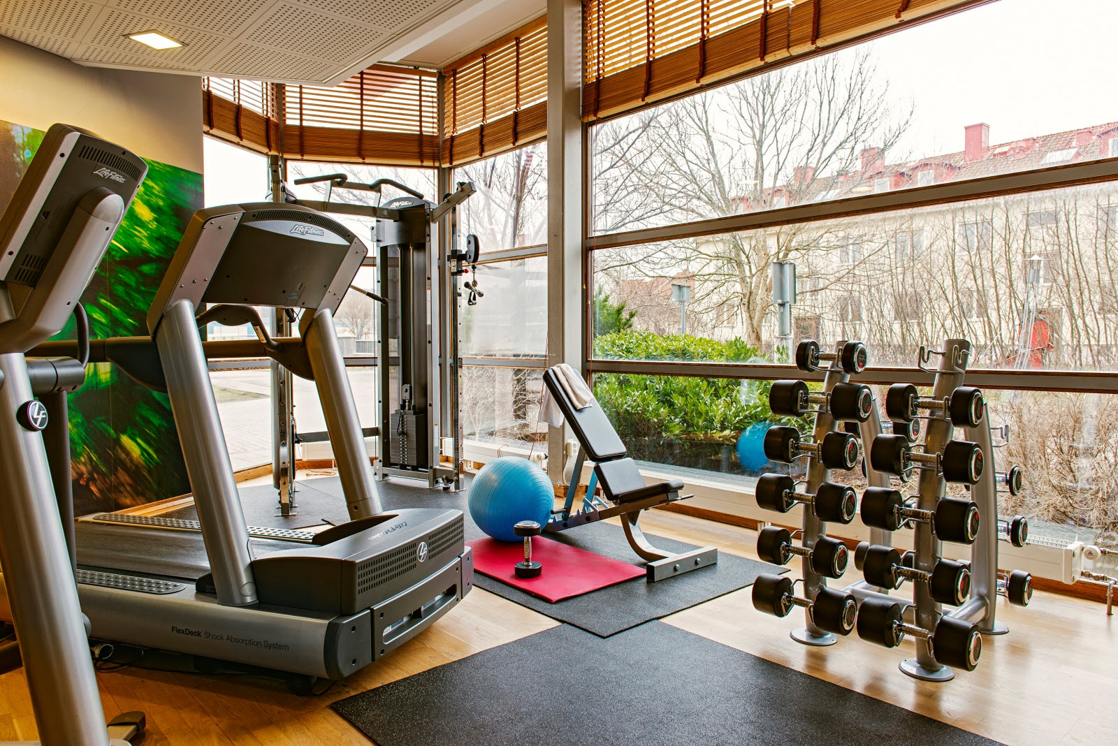 Scandic Molndal, gym