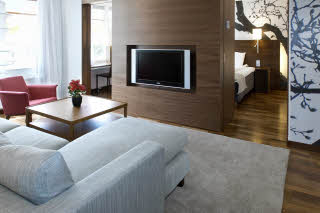 Scandic Crown, Junior Suite