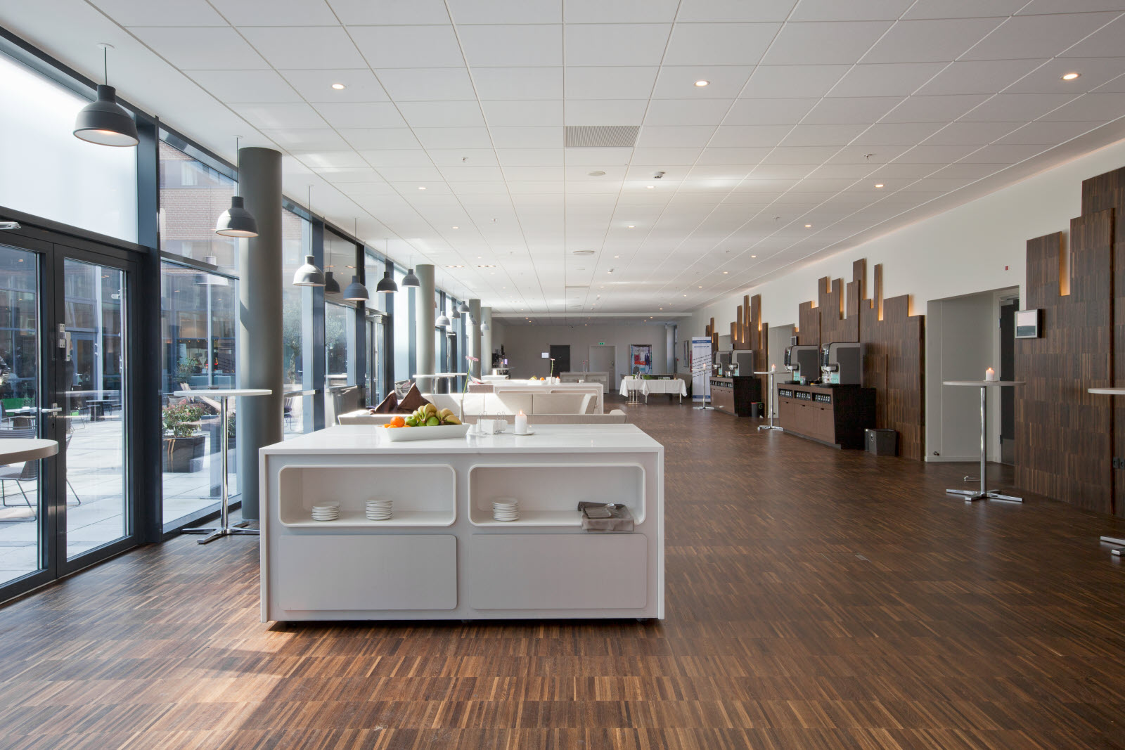Scandic Sydhavnen, Confence, foyer