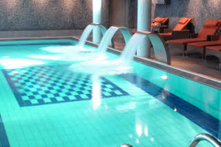 Scandic Skogshojd, Relax, spa, pool
