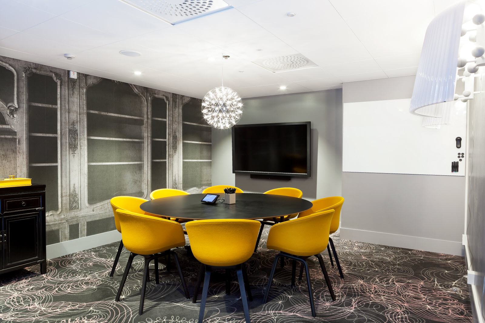Scandic Rubinen, meeting and conference room,