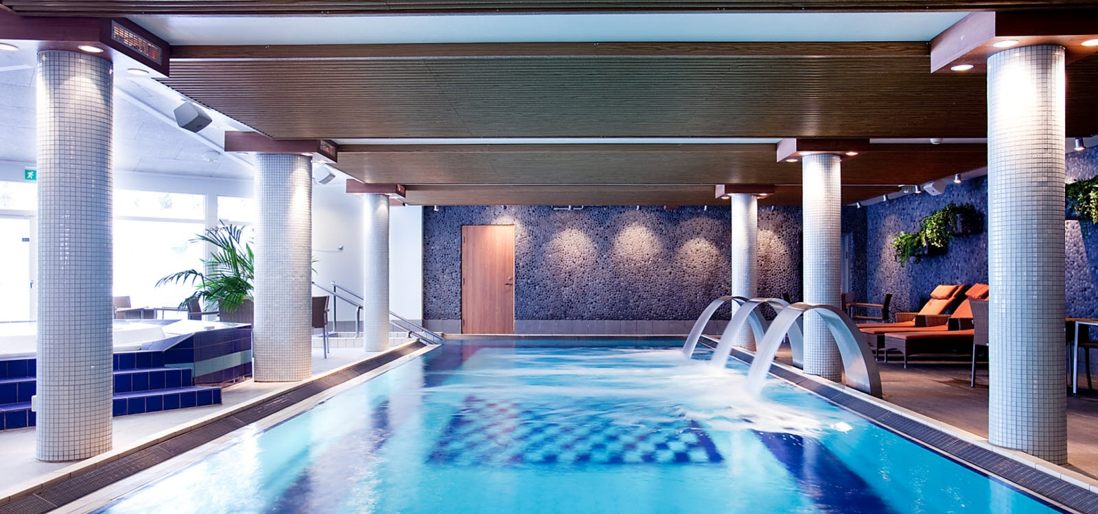 Scandic Skogshojd, Spa, pool