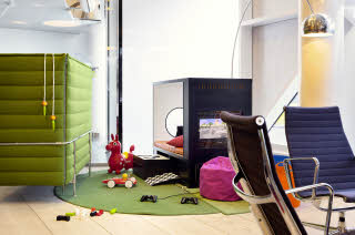 Scandic Victoria Tower, playroom