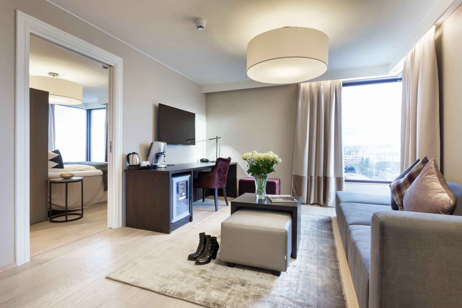 Scandic Stavanger Park, junior suite