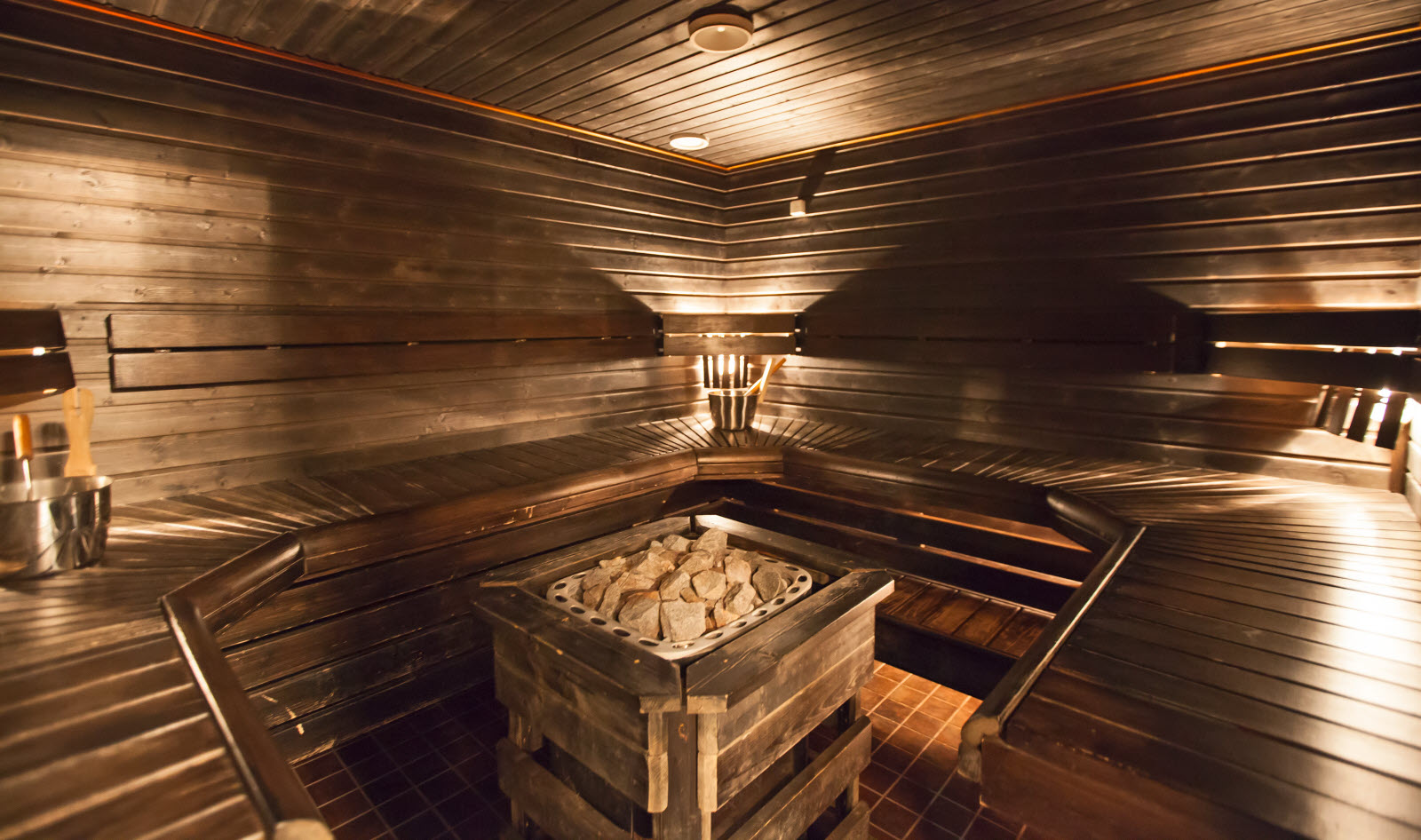 Sauna for rent