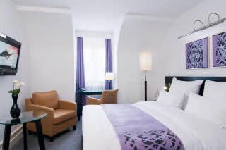 Scandic Palace Hotel, superior room