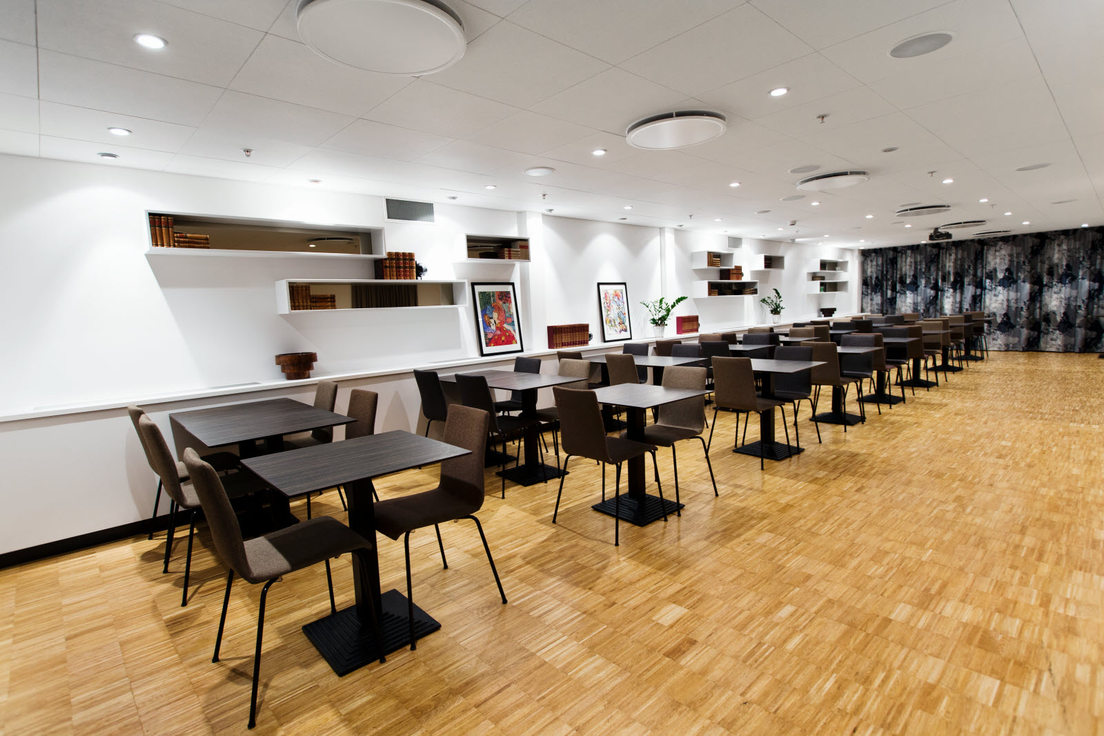 Scandic Karlstad City, restaurant, dining room