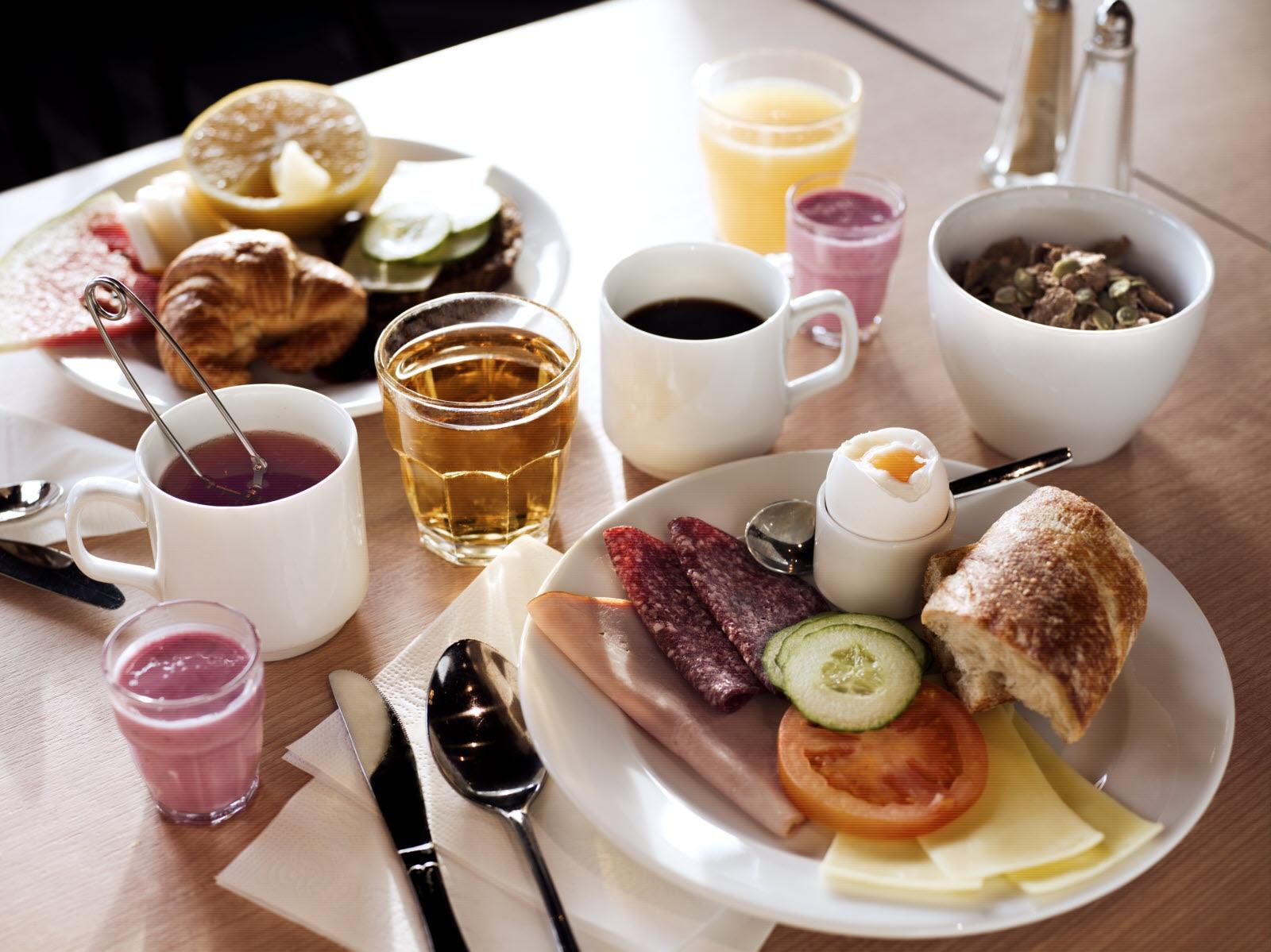 scandic kramer frukost