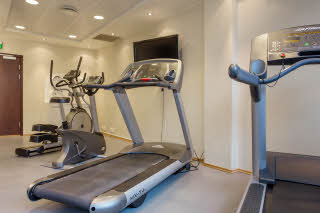 Scandic Helsfyr, Oslo, gym, fitness